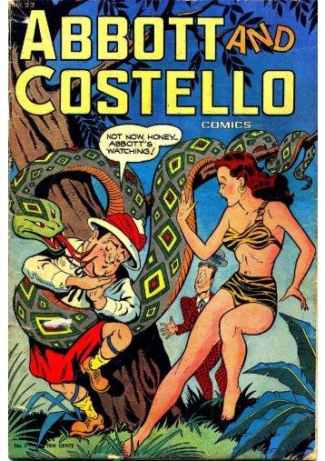 Abbott and Costello - N°2 -1948