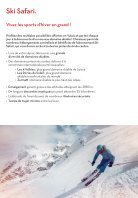 Skisafari - Vivez les sports d'hiver en grand ! - Page 3