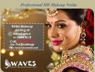 Professional HD makeup Noida
