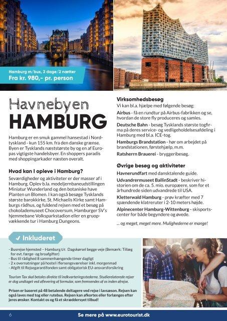 Minikatalog 2019 - Rejselandet Tyskland