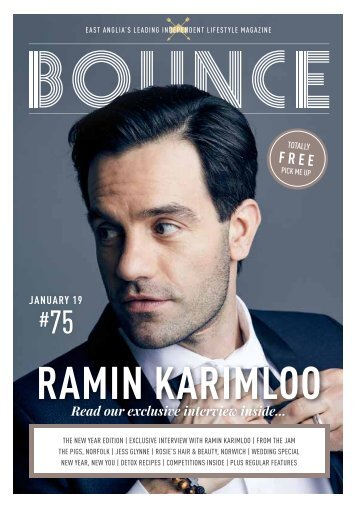 Bounce Magazine January 2019