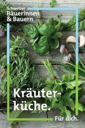 Kraeuterkueche der Schweizer Bäuerinnen