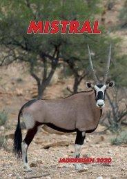 Mistral Katalog 2019
