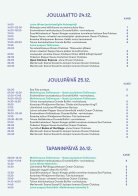 Christmas cruise program Europa (fin) - Page 2