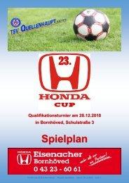 Honda Cup-Q-Spielplan-151218