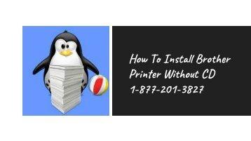 _Install Brother Printer