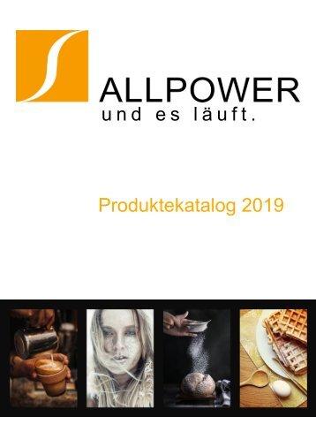 Jahreskatalog 2019