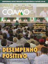 Revista Coamo - Janeiro/Fevereiro de 2018