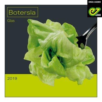 Botersla onder glas 2018 | 2019