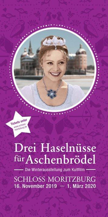Drei Haselnüsse für Aschenbrödel - Schloss Moritzburg