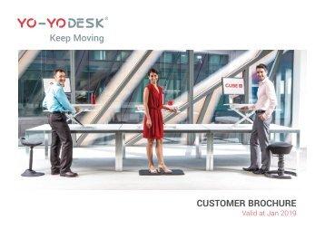 Yo-Yo DESK - Brochure UK - 2019