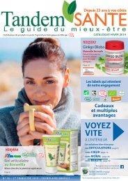 Tandem-santé Catalogue n°76