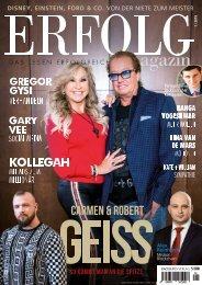 Erfolg Magazin, Ausgabe 1-2019