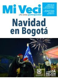 Navidad en Bogota