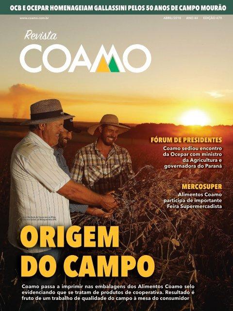 Revista Coamo - Abril de 2018