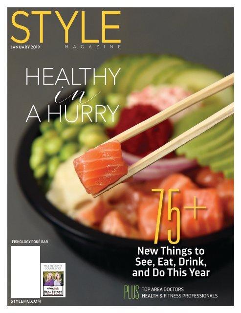 Style Magazine: January 2019