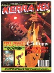 Kerrang 371 december 14 1991   1991