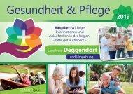 Gesundheit & Pflege Magazin 2019