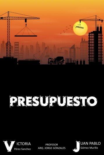 REVISTA_PRESUPUESTO JUAN PABLO GOMEZ MURILLO