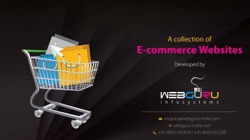 Let Your Company Soar With An eCommerce Store