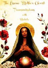 The Essene Mother Christ Transmissions Ebook