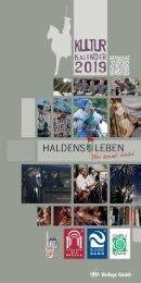 Kulturkalender Haldensleben 2019