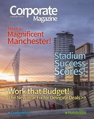 Corporate Magazine January 2019