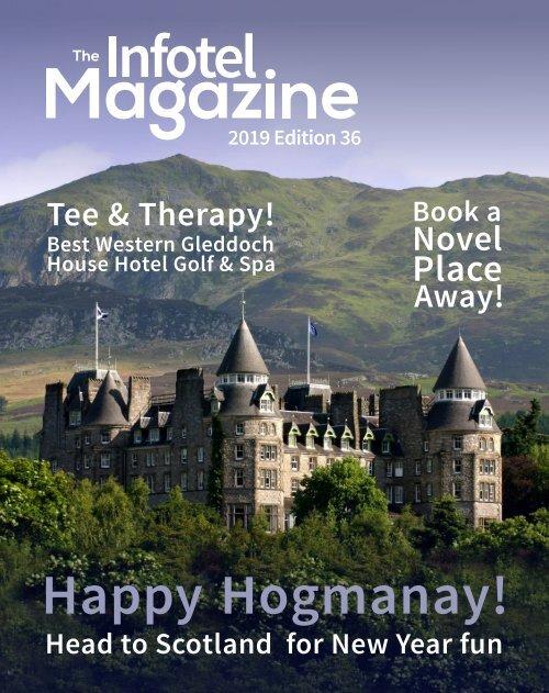 Infotel Magazine | Edition 36 | January 2019