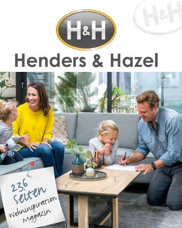 20 free magazines from moebelbuss for Henders und hazel