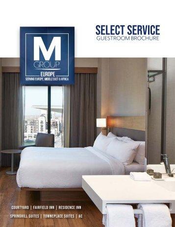 European MGROUP™ Select Service Brochure