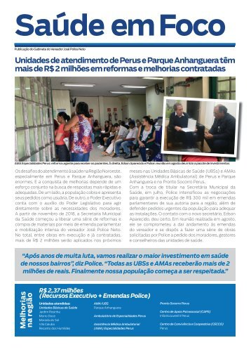 Saúde Perus Anhanguera
