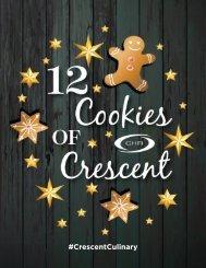 12 Cookies of Crescent
