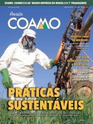 Revista Coamo - Agosto de 2018