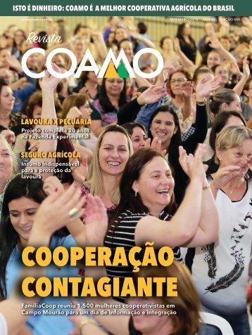 Revista Coamo - Setembro de 2018