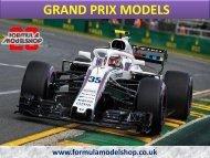Grand Prix Models - Formula Model Shop