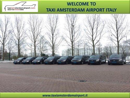 Prenotazione Taxi