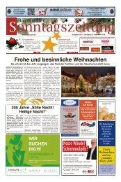 2018-12-23 Bayreuther Sonntagszeitung