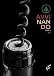 Despar Messina Guida dei vini Avvinando 2018-19
