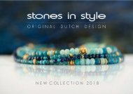 New Collection 2018 Stones inStyle