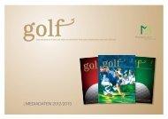 Technische Daten - golf - Das Magazin rund um den Golfsport