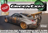GreenLight Magazine nr 8  - 2018