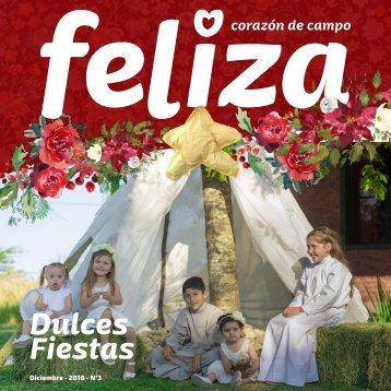 Feliza - Diciembre - Dulces Fiestas