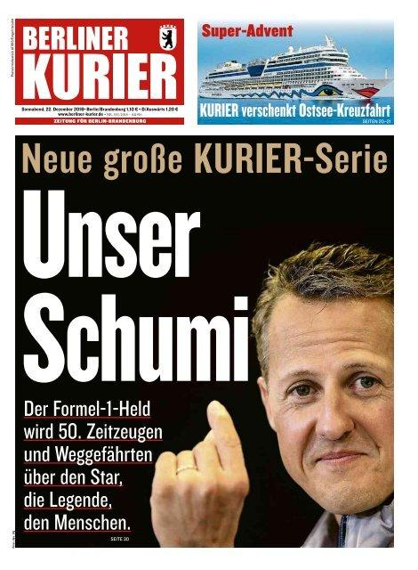 Berliner Kurier 22.12.2018