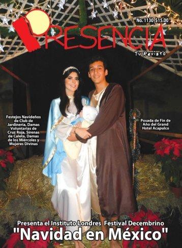 Revista Presencia Acapulco 1130