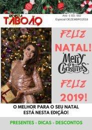 Revista Taboão 2a Edição Natal 2018