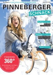Pinneberger Schnack JAN/FEB. 2019