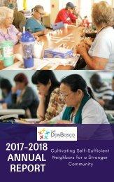 Don Bosco Centers, KCMO: 2018 Annual Report