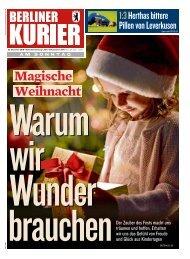 Berliner Kurier 23.12.2018
