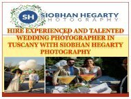 Hire experienced and talented Wedding Photographer in Tuscany with Siobhan Hegarty Photography-converted