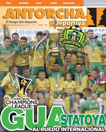 Antorcha Deportiva 348